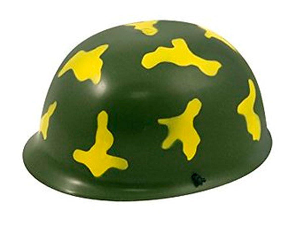 Diseño Militar De Pareja De Casco De Gorro De Patrones De