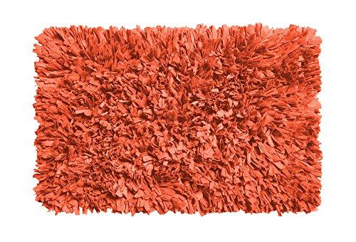 American Crafts Paper Shag Cotton/Polyester Blend Bath Mat - 21