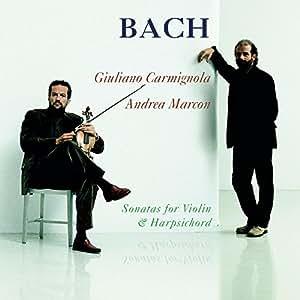 Sonatas Violin & Harpsichord
