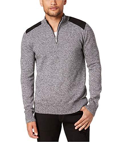 Sean John Mens Winter Warm Henley Sweater Black XL from Sean John