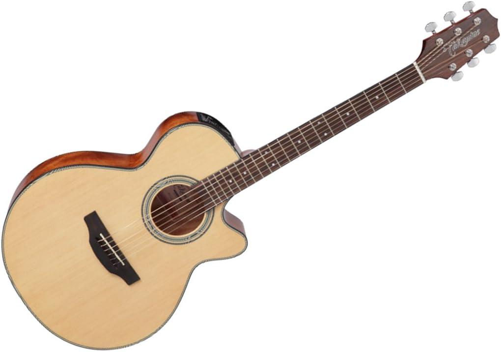 TAKAMINE gf15ce-nat Dreadnought Cutaway Guitarra Electroacústica ...