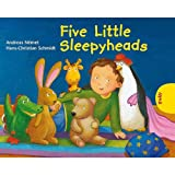 Five Little Sleepyheads, Andreas Nemet, 0735821380