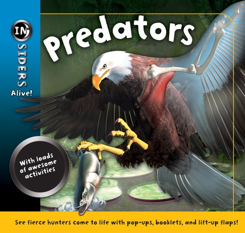 Predators, Grades 3 - 6 (Insiders Alive) (Alive Leopard)