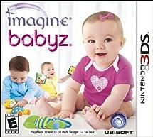 Imagine Babyz 3D - Nintendo 3DS