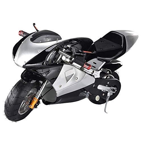 CHO 250W 24V Motor Electric Miniature Teen Kid Off-Road Pocket Bike Racing Motorcycle 10 Miles Range - Electric Racing Motors