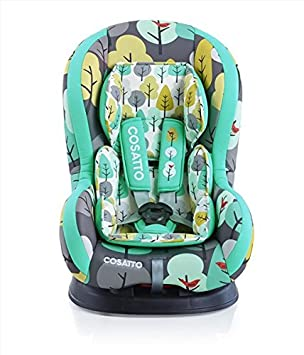 Cosatto Moova Group 1 Car Seat - Firebird: Amazon.co.uk: Baby