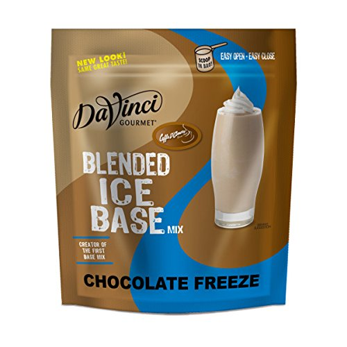 Caffe D'Amore Frappe Freeze, Chocolate - 3lb Bag (Case of 5) by Caffe d'Amore