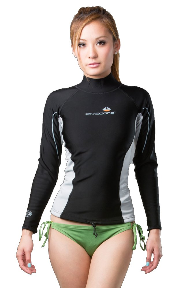 Lavacore長袖Women 's Thermal Shirt – Long Sleeve Thermal Under Garment 8  B007NPK5SM