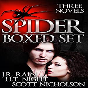 The Spider Trilogy Audiobook