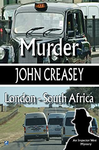 book cover of Murder, London - South Africa
