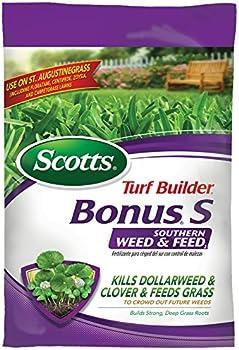 Scotts Weed Granular Summer Grass Fertilizer