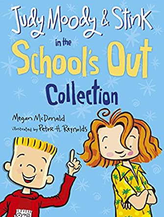 Judy Moody and Stink in the School's Out Collection ...