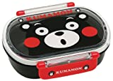 Bear Mon (KUMAMON) dishwasher tight lunch box oval QA2BA (japan import) by SmileMore
