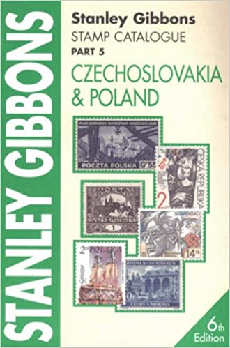 Buy Stanley Gibbons Stamp Catalogue: Czechoslovakia and Poland Pt  5
