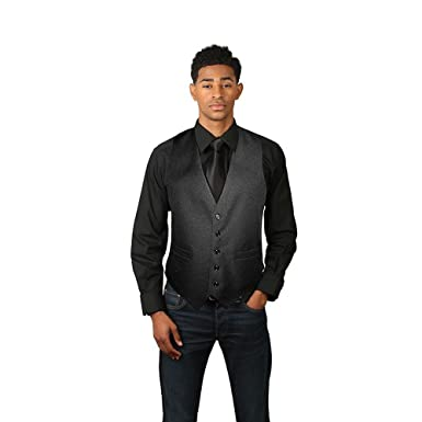 Men's Full Back Dress Vest at Amazon Men's Clothing store: