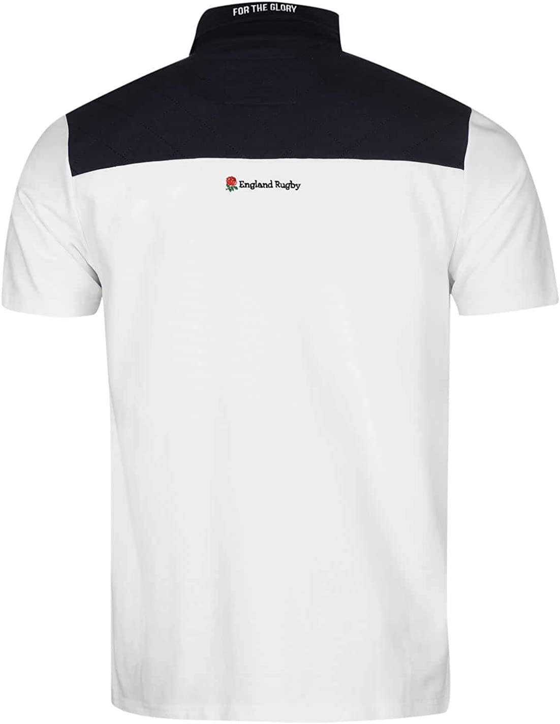 RFU Hombre England Mangas Cortas Rugby Jersey Mens Camiseta ...
