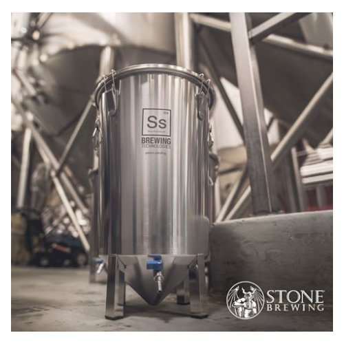 14 Gallon Stainless Steel Brew Bucket Brewmaster Edition Fermenter