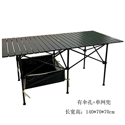 Xing Lin Table D Exterieur Une Table Pliante Aluminium Table