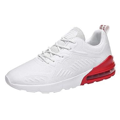 JiaMeng Zapatos de Baloncesto para Hombre Zapatillas de ...