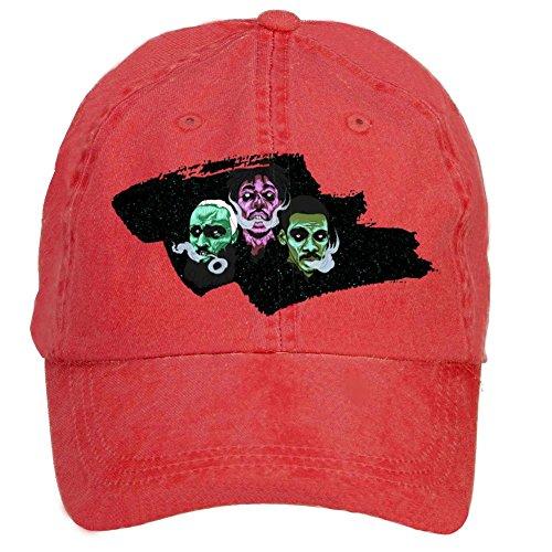 Tommery Unisex Flatbush Zombies Logo Hip Hop Baseball Caps
