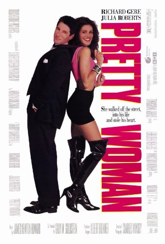 Pretty Woman Poster Movie B 11x17 Richard Gere Julia Roberts Ralph Bellamy Jason Alexander MasterPoster Print, (Alexander Movie Poster)