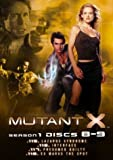 Mutant X - Season 1 Discs 8-9 by Section 23
