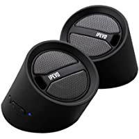 IPEVO CSSB-02IP Tubular Wireless Speakers (Black)