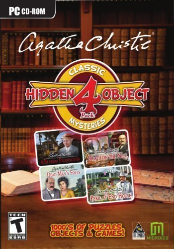 (Hidden Object - Agatha Christie Mysteries - 4 Game Pack)