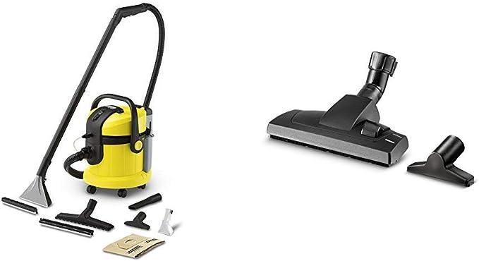 Kärcher Lava-aspirador SE 4002 (1.081-140.0) + Kit para el hogar (2.863-002.0): Amazon.es: Hogar