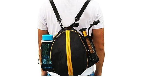 Basketball Bag Bal/ón de f/útbol F/útbol Voleibol Softbol Deportes Bola Bolsa Titular de la Bolsa Xinzhi Basketball Bag