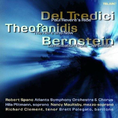 TREDICI / THEOFANIDIS / BERNSTEIN / SPANO / ASO