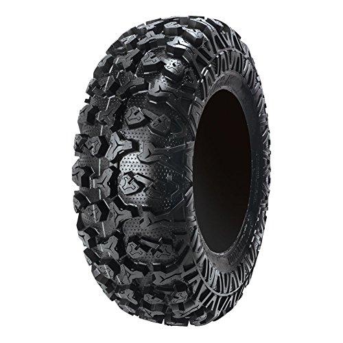 Tusk Warthog Radial Tire 30x10-14 Soft/Medium Terrain - Fits: KAWASAKI PRAIRIE 650 4x4 2002-2003