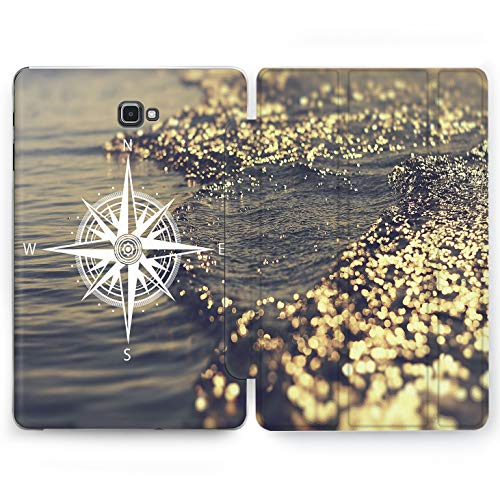 Wonder Wild World Voyage Samsung Galaxy Tab S4 S2 S3 A E Smart Stand Case 2015 2016 2017 2018 Tablet Cover 8 9.6 9.7 10 10.1 10.5 Inch Clear Design -