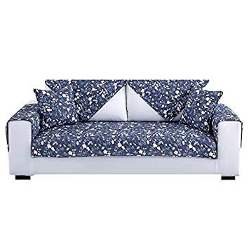 Remarkable Amazon Com Sakura Pattern Sofa Cover Multi Size Cotton Machost Co Dining Chair Design Ideas Machostcouk