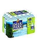 Deer Park 100% Natural Spring Water, 8-ounce mini plastic bottles, 48 Count