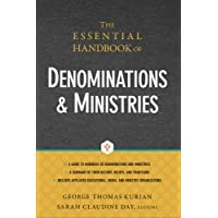 The Essential Handbook Of Denominations And Ministries Hc