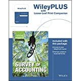Survey of Accounting WileyPLUS Registration Card + Loose-leaf Print Companion