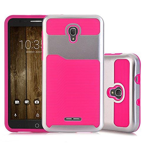 gbsell-hard-hybrid-soft-skin-case-cover-for-alcatel-fierce-4-allura-pop-4-hot-pink