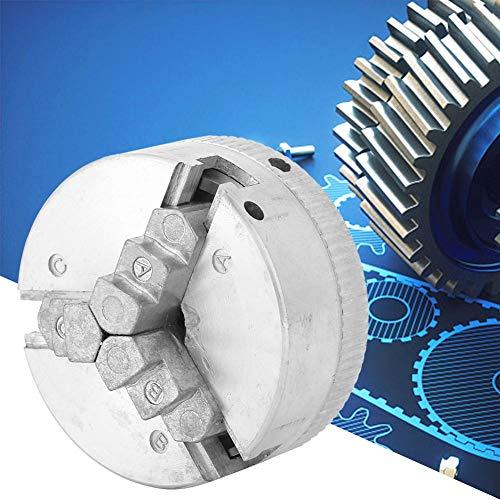 旋盤チャック、Z011ミニメタル旋盤用亜鉛合金3爪チャッククランプアクセサリー