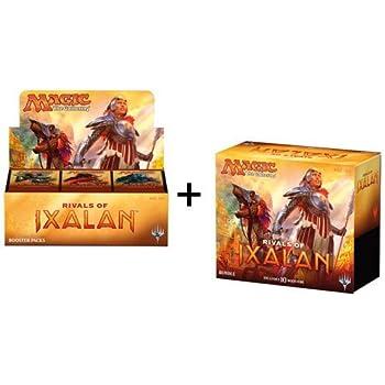 Amazon Com Magic The Gathering Rivals Of Ixalan Booster