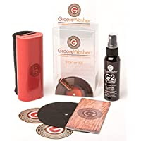 GrooveWasher Record Cleaner--Starter Kit