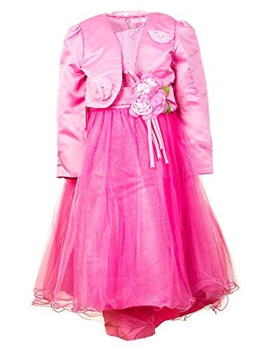 Kleid mit bolero madchen