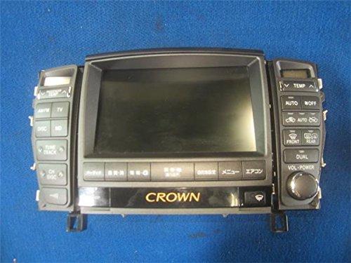 トヨタ 純正 クラウン S180系 《 GRS181 》 マルチモニター P10100-17010371 B072QL5NQ5