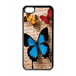 Butterfly ZLB580011 DIY Case for Iphone 5C, Iphone 5C Case