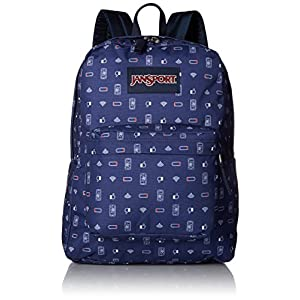 JanSport Unisex SuperBreak Digital Destruction Backpack