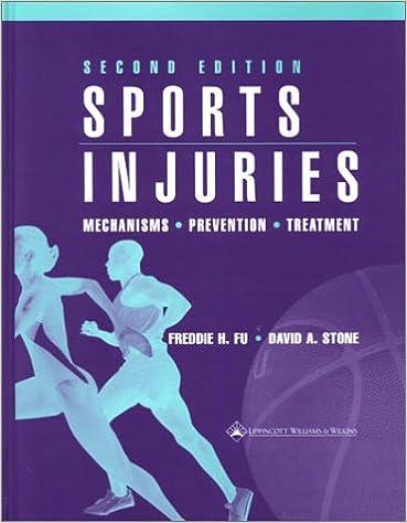 Sports Injuries Book