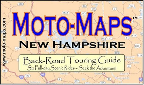 Moto-Maps New Hampshire Moto-Maps LLC