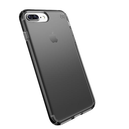 7 opinioni per Speck Presidio Standard Custodia Protettiva per iPhone 7 Plus, Nero/Trasparente