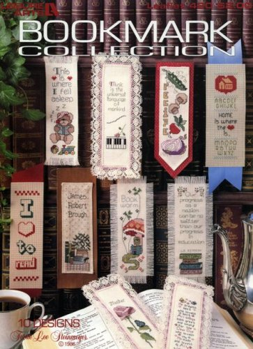 Leisure Arts Leaflet, No. 420: Bookmark Collection - Cross S