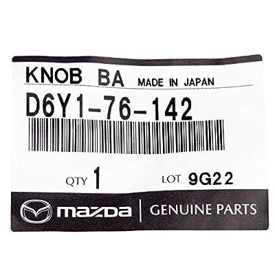 Mazda Base-Knob D6y1-76-142: Automotive
